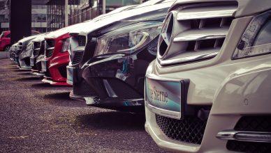 značky áut sú pri poistení rizikové